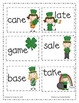 St. Patty's Day Short a, Long a Write the Room