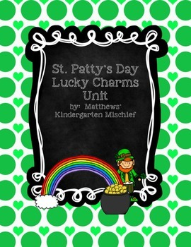 St, Patty's Edition Lucky Charm Unit