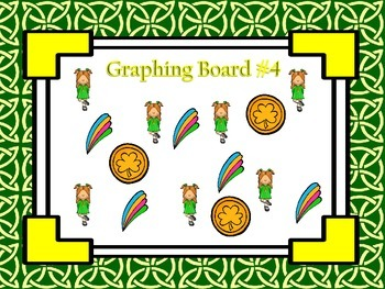 St. Patty's Graphing Boards