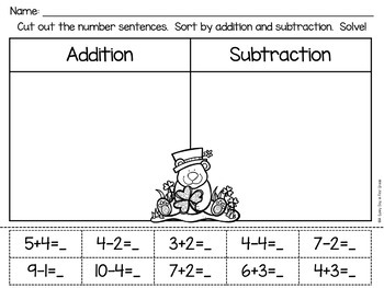 St. Patty's Math Practice {FREEBIE!}