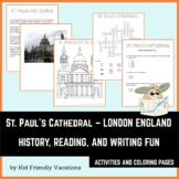St. Paul's Cathedral - London England - History, Facts, Co