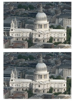 St Pauls Cathedral Word Search