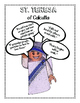 Mother Teresa/St. Teresa of Calcutta Activity Packet