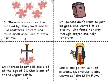St. Therese of Lisieux: The Little Flower