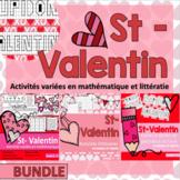 St-Valentin - Activités variées (BUNDLE)