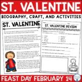 St. Valentine Biography & Activities