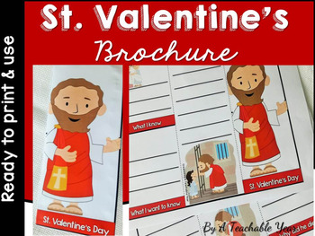 St. Valentine's Life Brochure