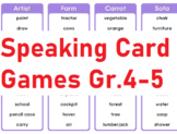 Distance Learning Activities - Card Game - 11 Games - Grad