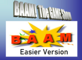 Flags of the World Bomb Game - Easier Version - K-3 - PowerPoint