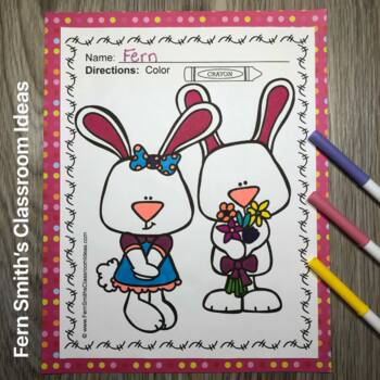 St. Valentine's Day Coloring Pages