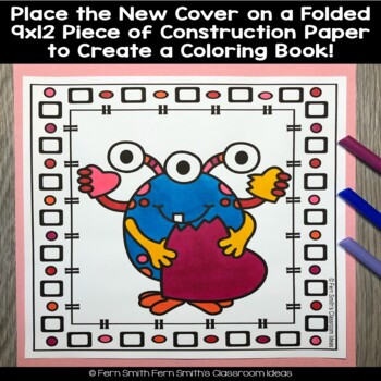 St. Valentine's Day Coloring Pages  - 37 Page St. Valentine's Day Coloring Book