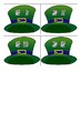 St. patrick's number puzzle - FREE
