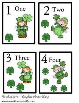 St.Patrick's Day Basic Teaching Pack