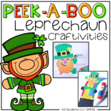 Leprechaun Craftivity for St. Patrick's Day
