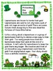 St.Patrick's Day Creative Writing-Protecting a Leprechaun's Gold Prompt/Papers