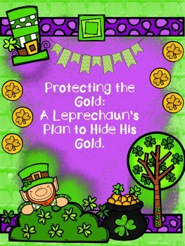St.Patrick's Day Creative Writing-Protecting a Leprechaun'