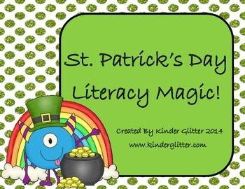 St.Patrick's Day Literacy Magic!
