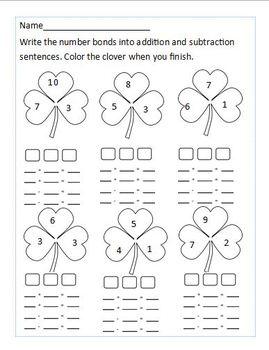 St.Patricks Day Math and ELA Fun! Common Core Galore