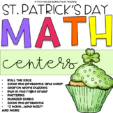 St.Patrick's Day Math for Kindergarten
