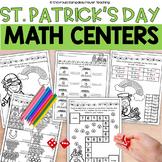 St.Patrick's Day Math for Kindergarten