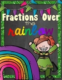 St.Patrick's Day Rainbow Fractions