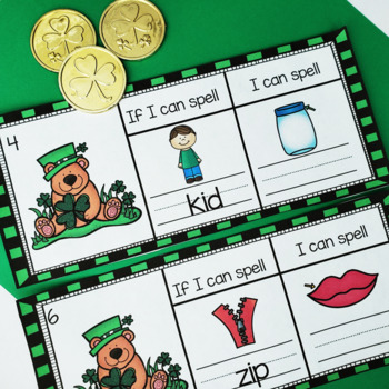 St.Patrick's Day Word Work