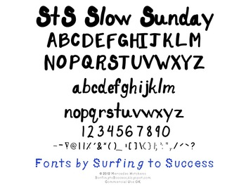 StS Slow Sunday: Commercial Use OK