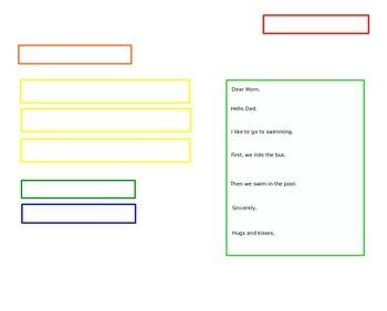 Life Skills Letter Writing 7 Level 2