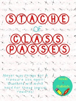 Stach of passes