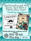Staching through the Snow, and Have a Patchy New Year!