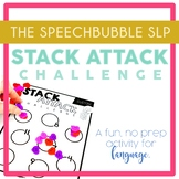 Stack Attack Challenge: Language