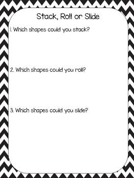Stack, Roll or Slide