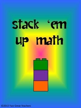 """Stack """"em up Math"""