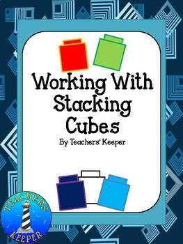 Stacking Cubes Number Sense