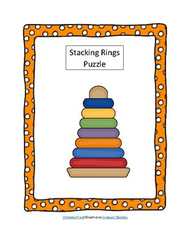 Stacking Rings Puzzle