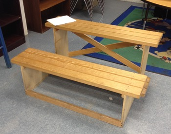 Stadium Seating (Bleachers) for the Classroom