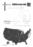 States of the USA Crossword Puzzles