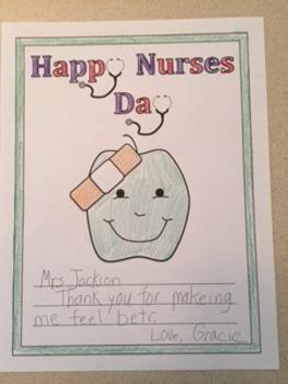 Staff Appreciation Cards Including Principal and Nurse's Day