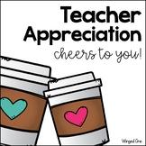 Staff Appreciation Tags