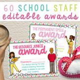 Staff Awards for Teachers