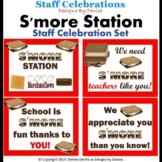 Staff Celebrations - S'more Bar