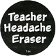 Staff Holiday Gift| Teacher Gift| Headache Eraser| Holiday Staff Gift Ideas|