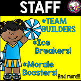 Staff Ice Breakers, Team Builders & MORE! Gigantic Product!