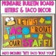 Staff Morale Booster - Shout Out Bulletin Board (Taco themed!)
