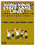Staff Morale Boosters