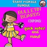 Staff Morale Bundle! Bulletin Boards & More!