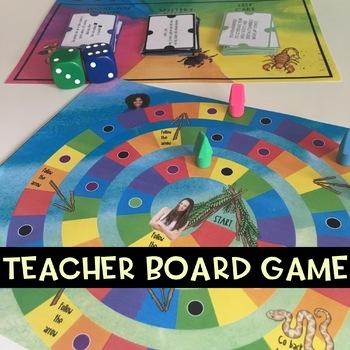 Staff Morale Boosters SURVIVAL Board Game