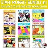 Staff Sunshine School Bundle- 8 Products to Build Morale i