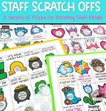 Staff Morale | Scratch Off Tickets