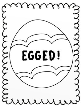 Staff Morale: You've Been Egged